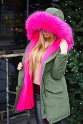 Куртки женские зимние.