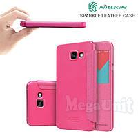 Nillkin Sparcle Чехол для Samsung Galaxy A5-2016 (A510) Розовый