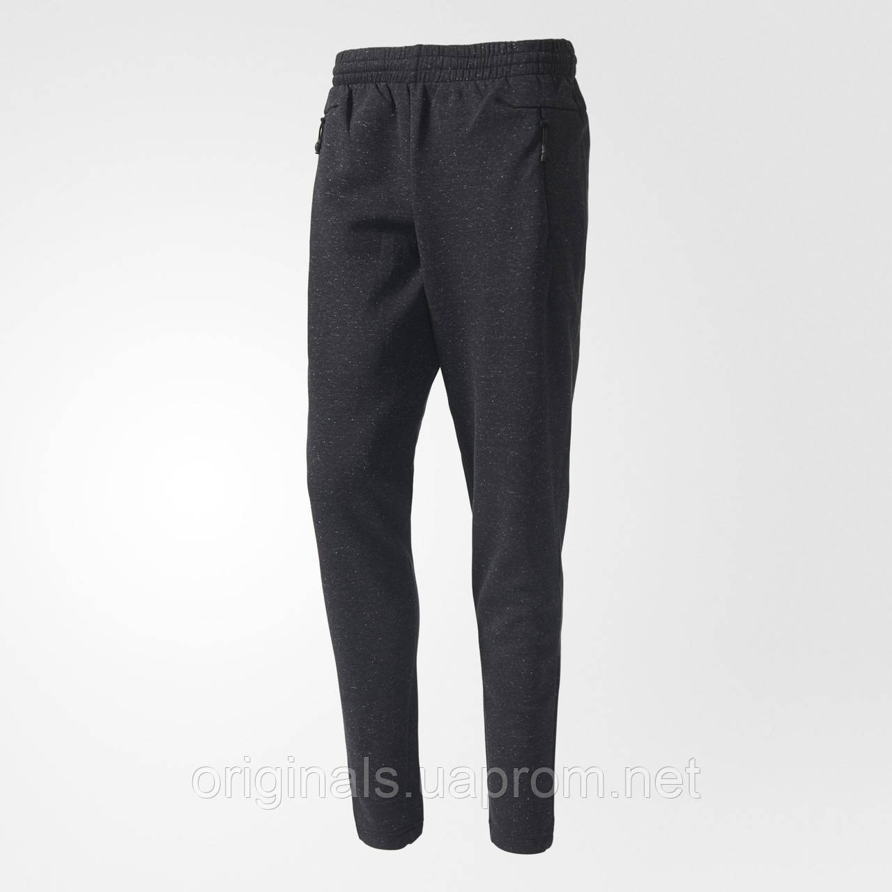Зауженные брюки спортивные