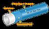 Труба для теплого пола KAN - therm 16х2 Blue Floor PE - RT, фото 2