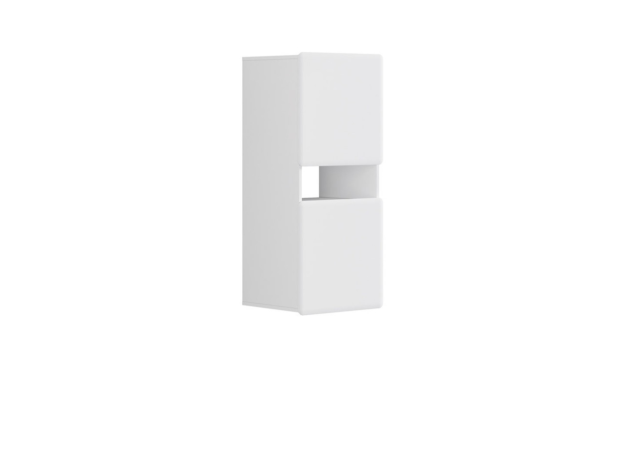 Шкаф навесной POSSI LIGHT SFW2D/12/5_I