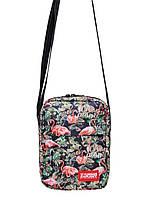 Мессенджер сумка через плечо Flamingo Urban Planet