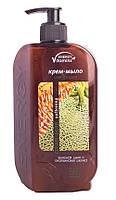Крем-мыло ENERGY of Vitamins смягчающее, зеленая дыня с протеинами шелка 500 мл