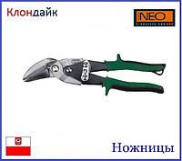Ножницы по металлу NEO 31-062