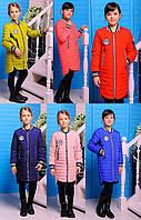 Спортивная весенняя куртка Бомбер для девочек