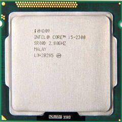 Процесор Intel Core i5-2300 2.80 GHz, s1155, tray