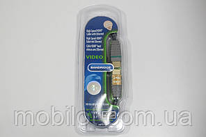 Кабель Аудио / Видео HDMI Bandridge Blue BVL1201 1 м (AR-1575)