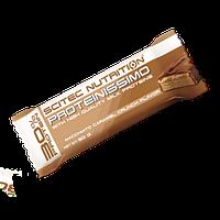 Протеиновые батончики Scitec Nutrition Protein bars Proteinissimo 15x50g Dark Chocolate Sen.