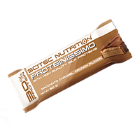 Протеиновые батончики Scitec Nutrition Protein bars Proteinissimo 15x50g Mac. Caramel Crunch