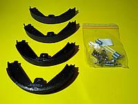 Колодки барабанные ручного тормоза Mercedes w212/c218/x204 0986487752 Bosch
