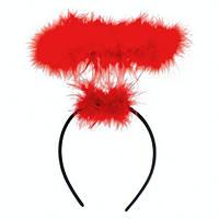 Красный нимб Ангела карнавальный