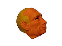 Маска Путина, фото 1