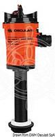 Центробежные компрессоры Osculati для аэрирования емкостей с уловом