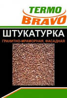 Мозаичная гранитно-мраморная штукатурка Термо-Браво