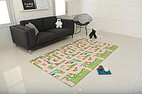 Игровой коврик Alzipmat (двухсторонний)