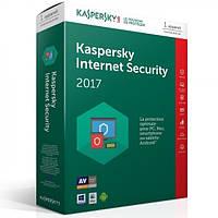 Kaspersky Internet Security 2017 для всех устройств (2 ПК 1 год + 3 мес.)