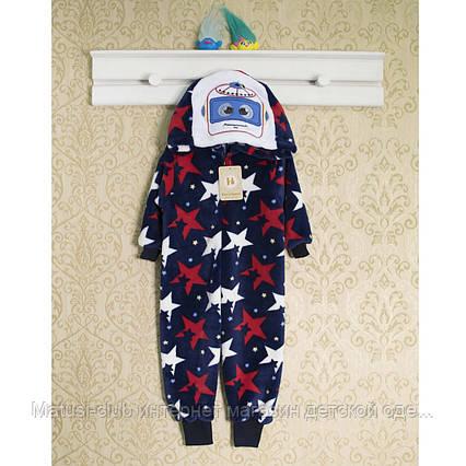 Человечки для новорожденных  мальчикам Кигуруми,  5 видов. 1457KAY В наличии _86_92,98 Рост., фото 2
