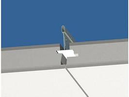 Ecophon Master Ds Скрытая подвесная система. Панели легко демонтируются