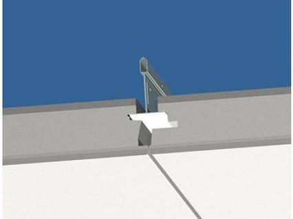 Ecophon Master Ds Скрытая подвесная система. Панели легко демонтируются, фото 2