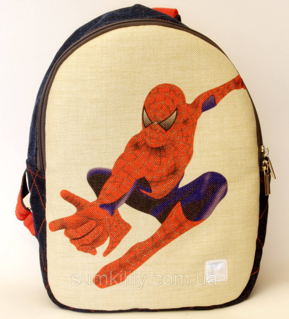 Детский рюкзак человек паук, фото 1