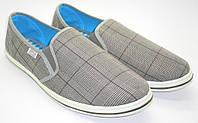 Мужские текстильные мокасины оптом 1126, фото 1