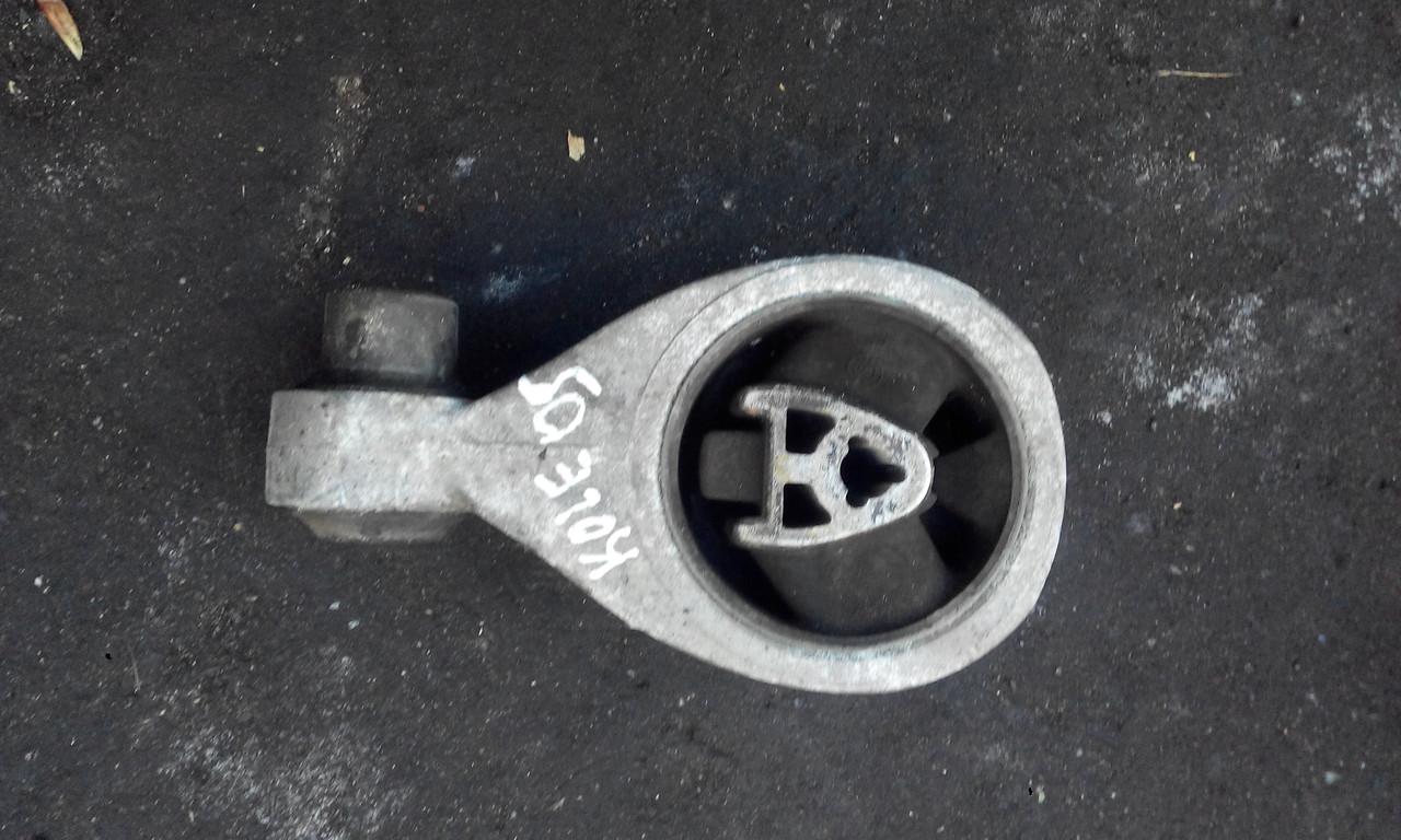 Подушка двигателя верхняя правая (доп) Рено Колеос б/у