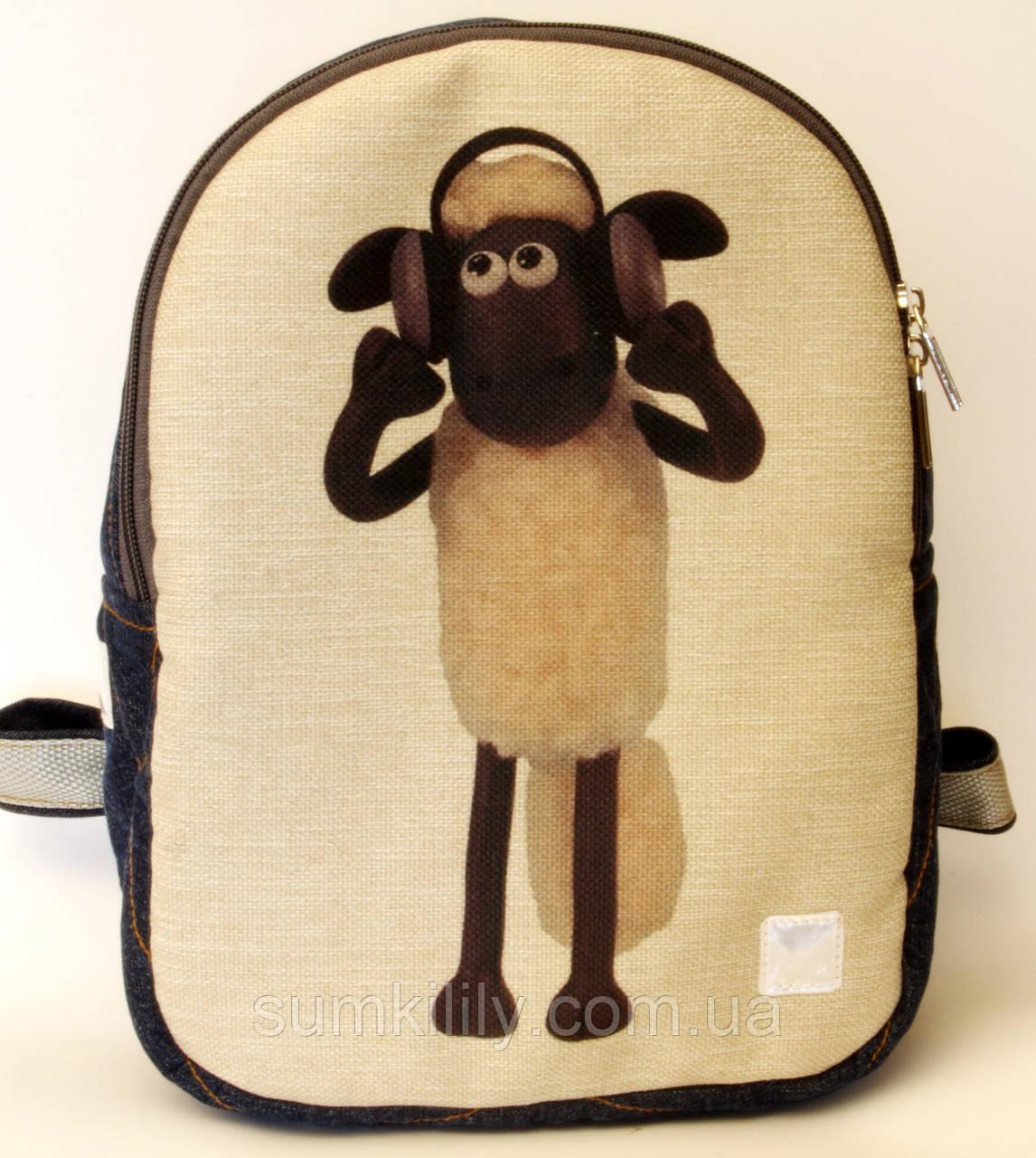 Детский рюкзак Баранчик Шон