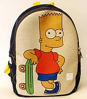 Детский рюкзак Барт Симпсон, фото 1