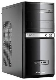 Компьютерный корпус Crown CMC-SM601 поврежденный, без БП