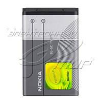 Аккумулятор Nokia BL-5C 3.7V 1020mAh (ORIGINAL) Blister
