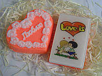 "Подарочный набор ""Love is"""
