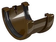Соединитель желоба  водосточного. Водосточная система Devorex