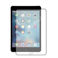 Защитное стекло на экран прозрачное для iPad mini4, вл./сух.салф., (уп.книжка)