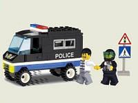 Конструктор Brick Полицейский фургон