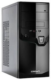 Компьютерный корпус Crown CMC-SM602 поврежденный, без БП