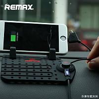 Автомобильный держатель REMAX Car Holder RC-CS101 Combo Cable black