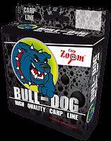 Леска Carp Zoom Bull-Dog 0.35mm 300m флуо-салатовая