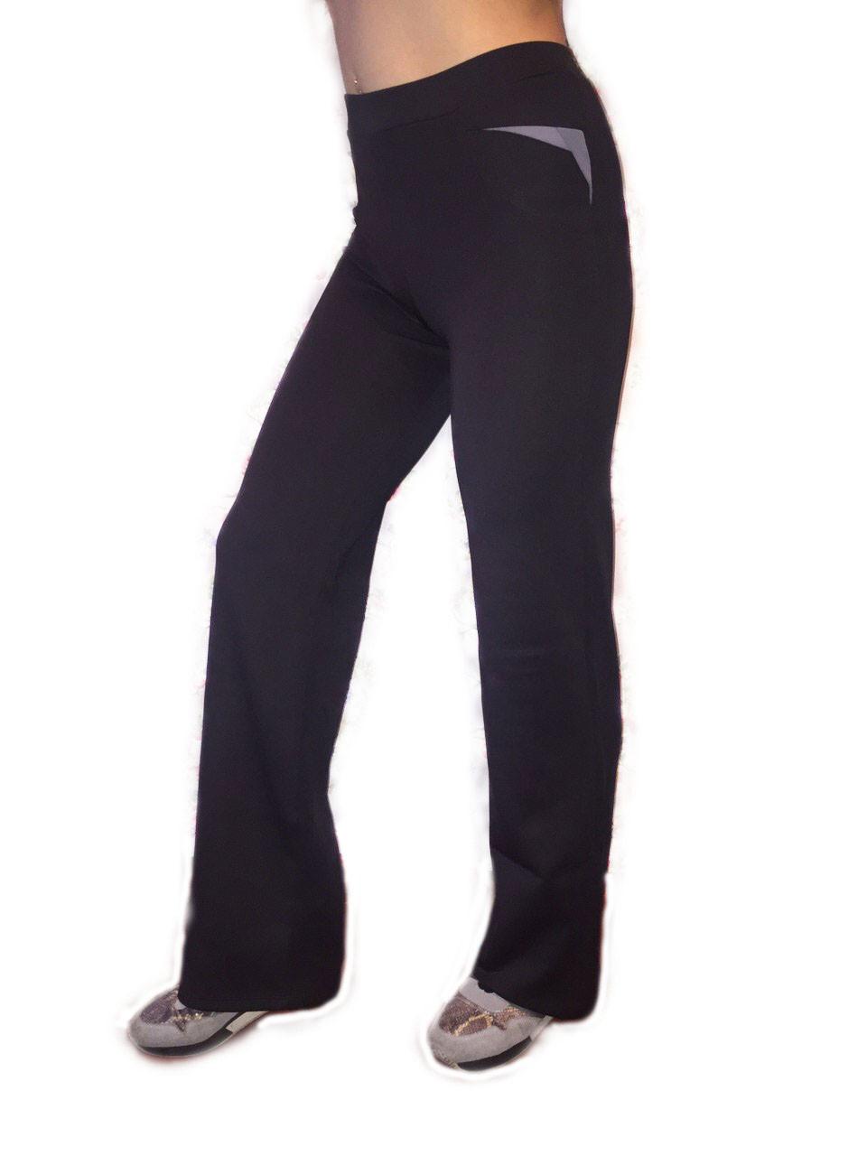 Женские брюки спортивные