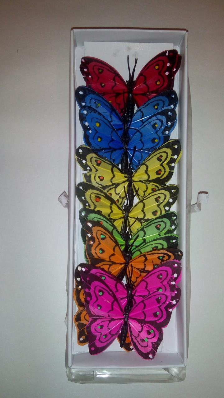 Бабочка декоративная