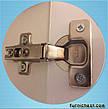 Пенал для ванной комнаты Симпл-Венге 35-11  корзина правый (бока венге) ПИК, фото 4