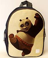 Детский рюкзак Панда кунг-фу