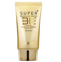 ББ крем с икрой и золотом SKIN79 Super Plus Beblesh Balm Triple Functions GOLD SPF30 PA++  40 мл