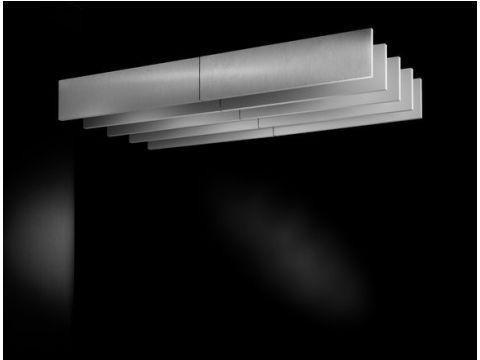Ecophon Solo Baffle Вертикальный свободно висящий элемент