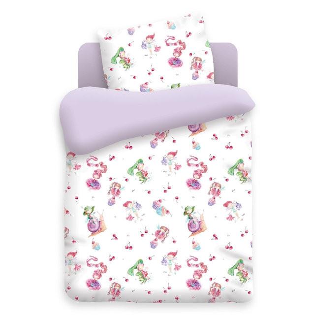 Сменный детский постельный комплект «Маленькие феечки», Непоседа