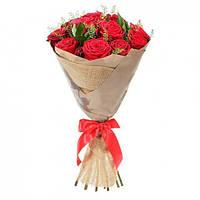 Букет с доставкой «11 красных роз»