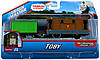 Fisher-Price Thomas & Friends TrackMaster Toby Motorized Engine (Томас и его друзья Паровозик Тоби с вагоном), фото 2
