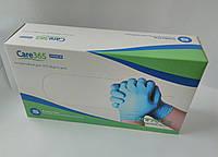 Перчатки нитриловые, смотровые, неопудренные Care 365