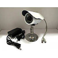 Видеокамера водонепроницаемая для наружного наблюдения CAMERA 278 3.6mm