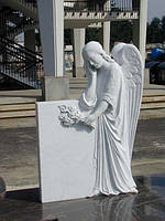 Стела с ангелом М - 95