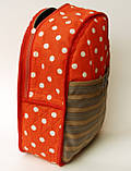 Джинсовый рюкзак с днем рождения, фото 5